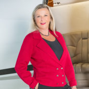Sharon Moss-Bonner, Director of Charter Sales and Client Experience for Priority Jet