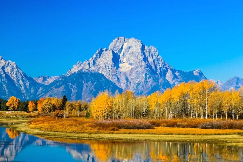 picture of jackson hole wyoming