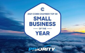 cobb county top 30 small business award
